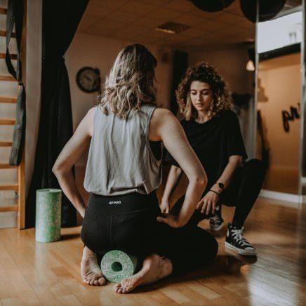 Indywidualny trening dla kobiet po ciąży
