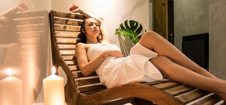 Seans specjalny w saunie fińskiej – podaruj bliskiej osobie wyjątkowy prezent