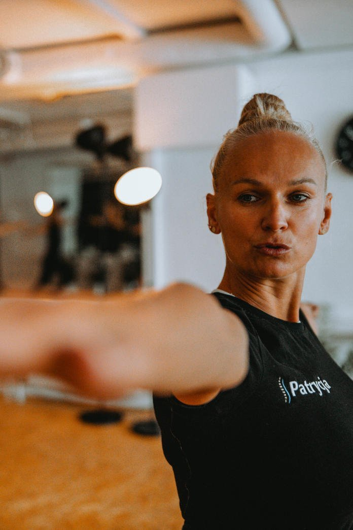 Indywidualny trening jogi